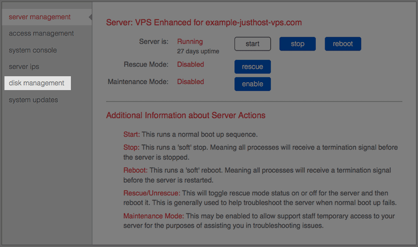 How to Mount Additional Storage on Dedicated or VPS Servers